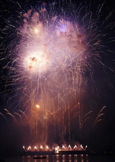 Photography | Anatomy of Fireworks I: UK